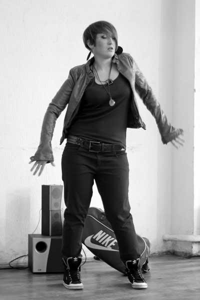 Olga хип хоп в киеве от школы танца dance