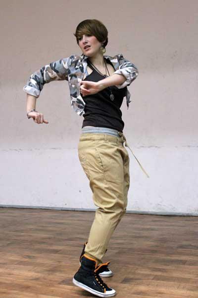 фото хаус танца