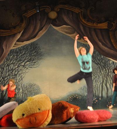 Контемп от школы танца dance street в киеве