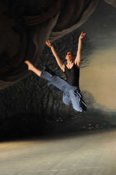 Вечер современного танца и перфоманса