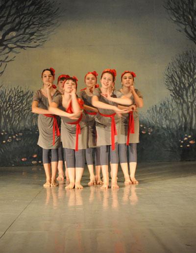 Контемпорари в киеве обучение танцу